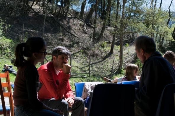 Felipe, Dyana and Ernst.