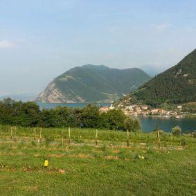 Matteo's land bij Iseo